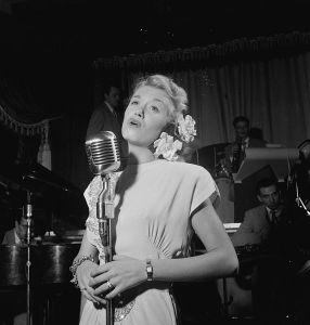 June Christy, circa 1947