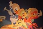 "The Three Caballeros: Donald Duck, José ""Zé"" Carioca and Panchito"