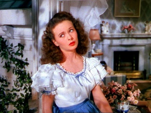 Jeanne Craine in a scene from State Fair (1945)