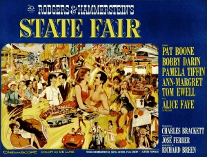 Movie poster for State Fair (1962)
