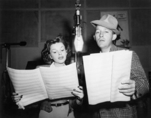Judy Garland and Bing Crosby