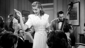 Lauren Bacall sings And Her Tears Flowed Like Wine from The Big Sleep