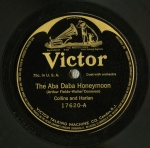The 1914 Victor recording