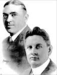 Arthur Collins and Byron Harland