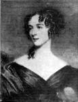 A young Jane Welsh Carlyle by Kenneth Macleay